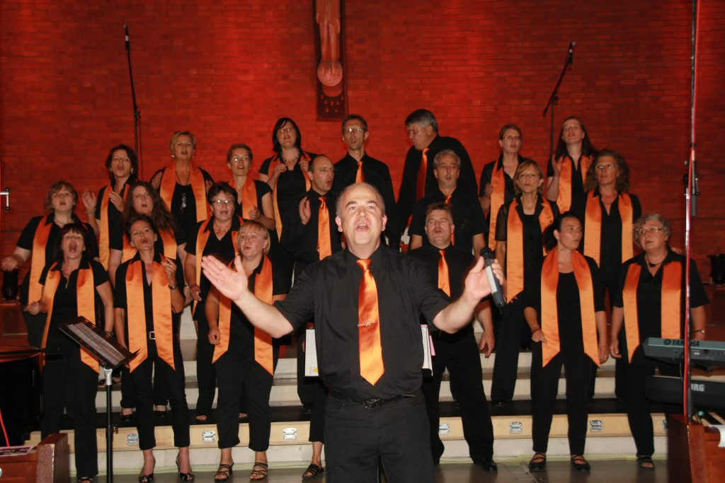 2012 Gospelnight Germering